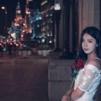 2018-06-20 情绪恋人 南京西路 街拍_摄影师光头大叔的返片