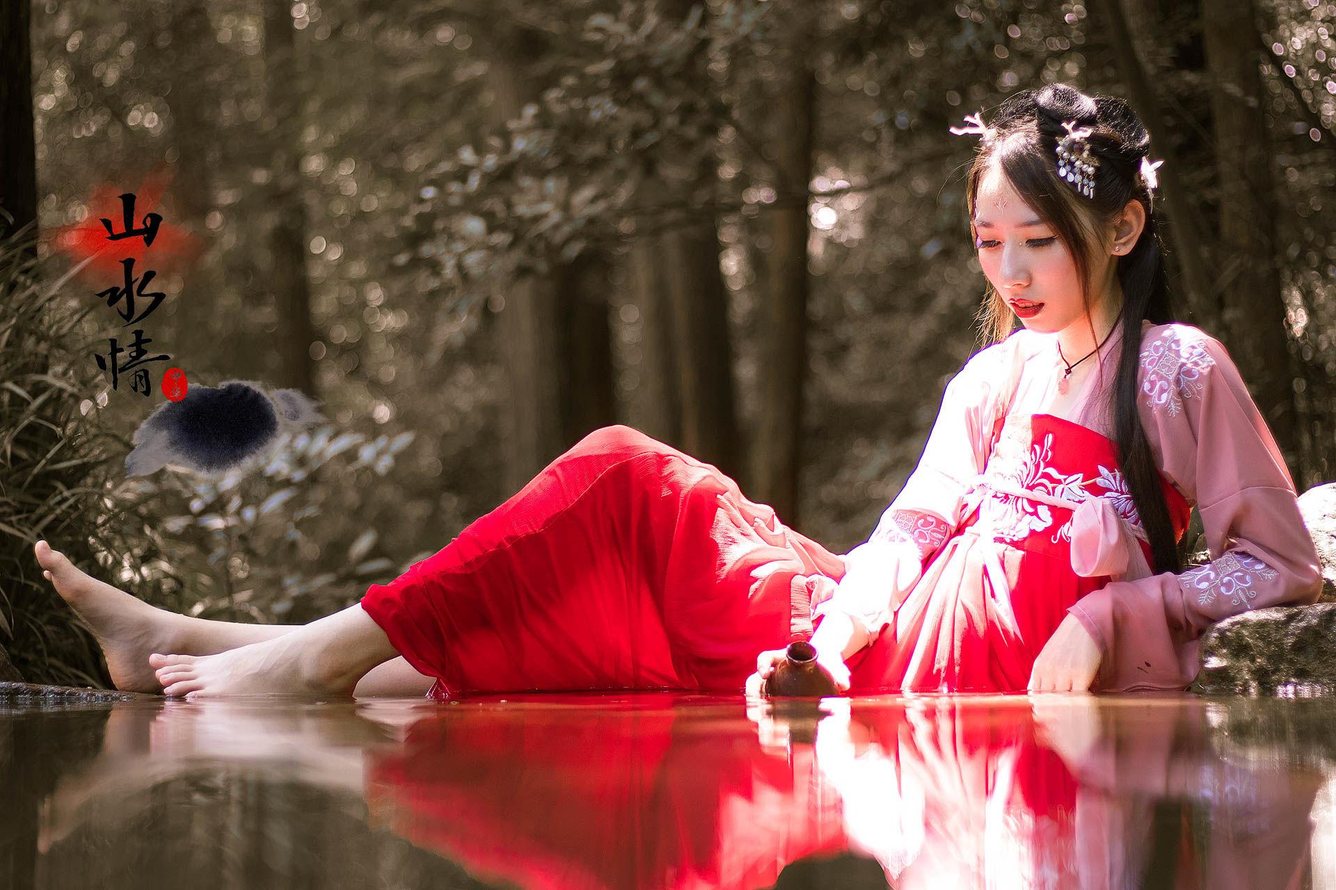 2018-08-04 杭州九溪旅拍_摄影师晦恩的返片