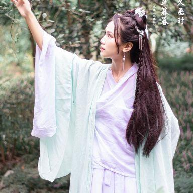 2018-09-15 桂林公園漢服_攝影師晦恩的返片