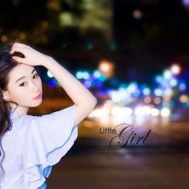 2018-08-29 南京西路夜景街拍_模特Really丶怪怪的返片