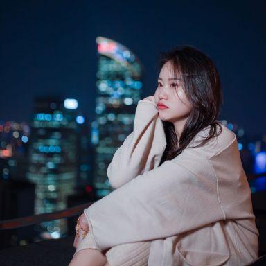 2018-10-24 南京西路夜景街拍_攝影師江南小生的返片