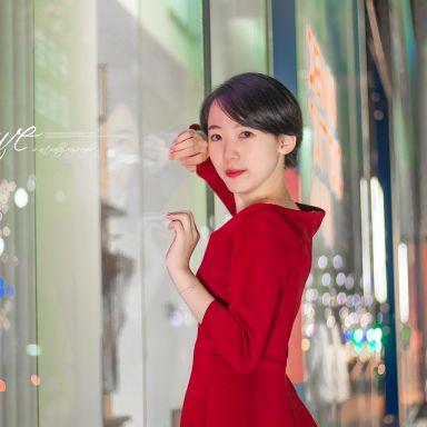 2018-11-13 南京西路夜景街拍_攝影師晦恩的返片