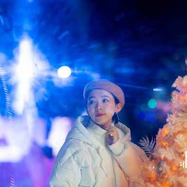 2018-12-08 大悅城 圣誕主題_攝影師晦恩的返片