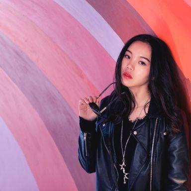 2018-12-23 大悦城_模特周星妍的返片