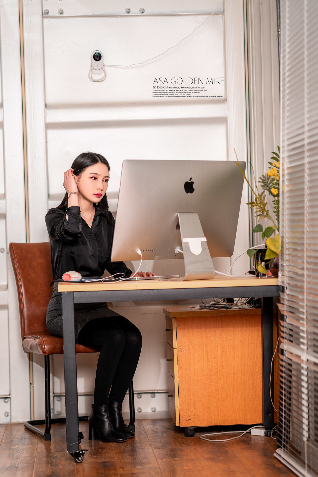 2019-01-05 办公室女郎_摄影师晦恩的返片