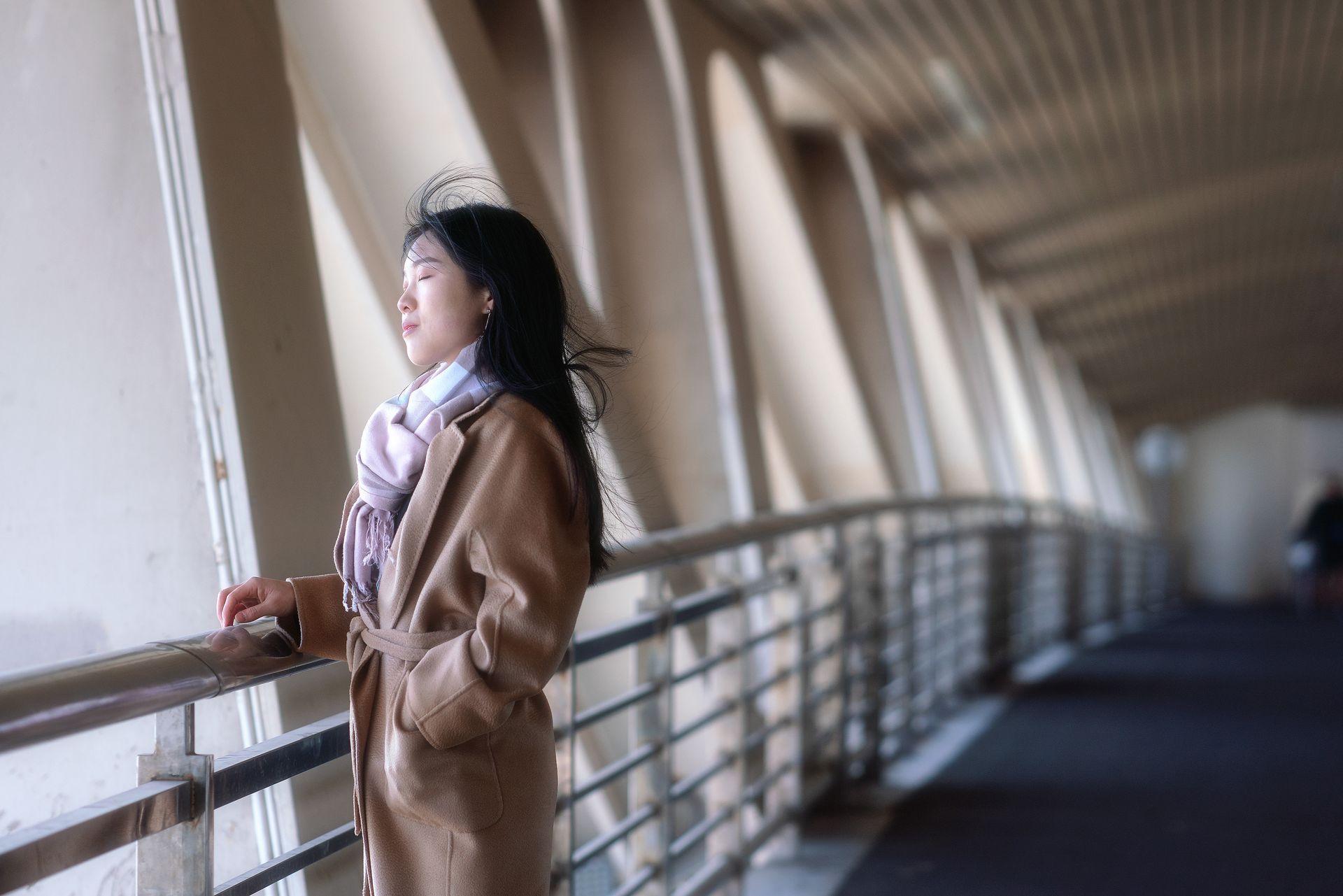 2019-01-27 徐汇滨江铁轨_摄影师Sissi Zhu的返片