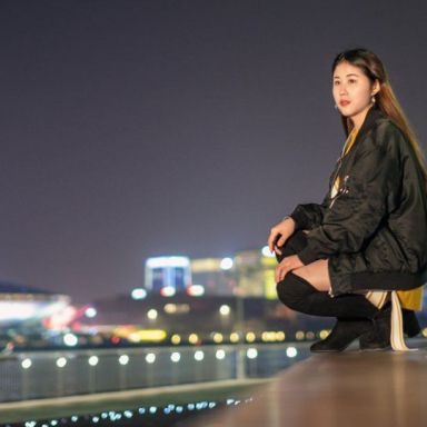 2019-01-18 黃埔江邊拍夜景_攝影師八斤了的返片