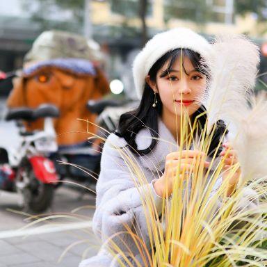 2019-01-20 五角场大学路街拍_摄影师littlesusu123的返片