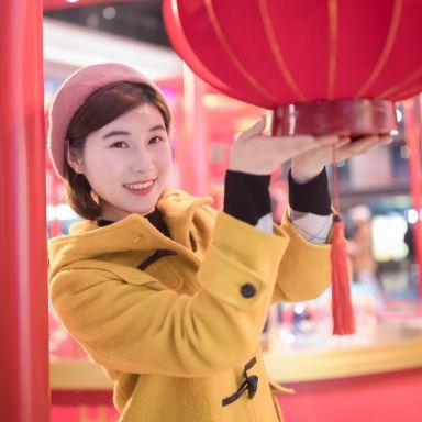2019-01-24 新天地夜景街拍_攝影師容葵的返片
