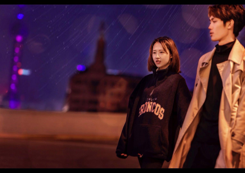 2019-02-03 外灘 傍晚+夜景 男女雙人_攝影師藝馨的返片