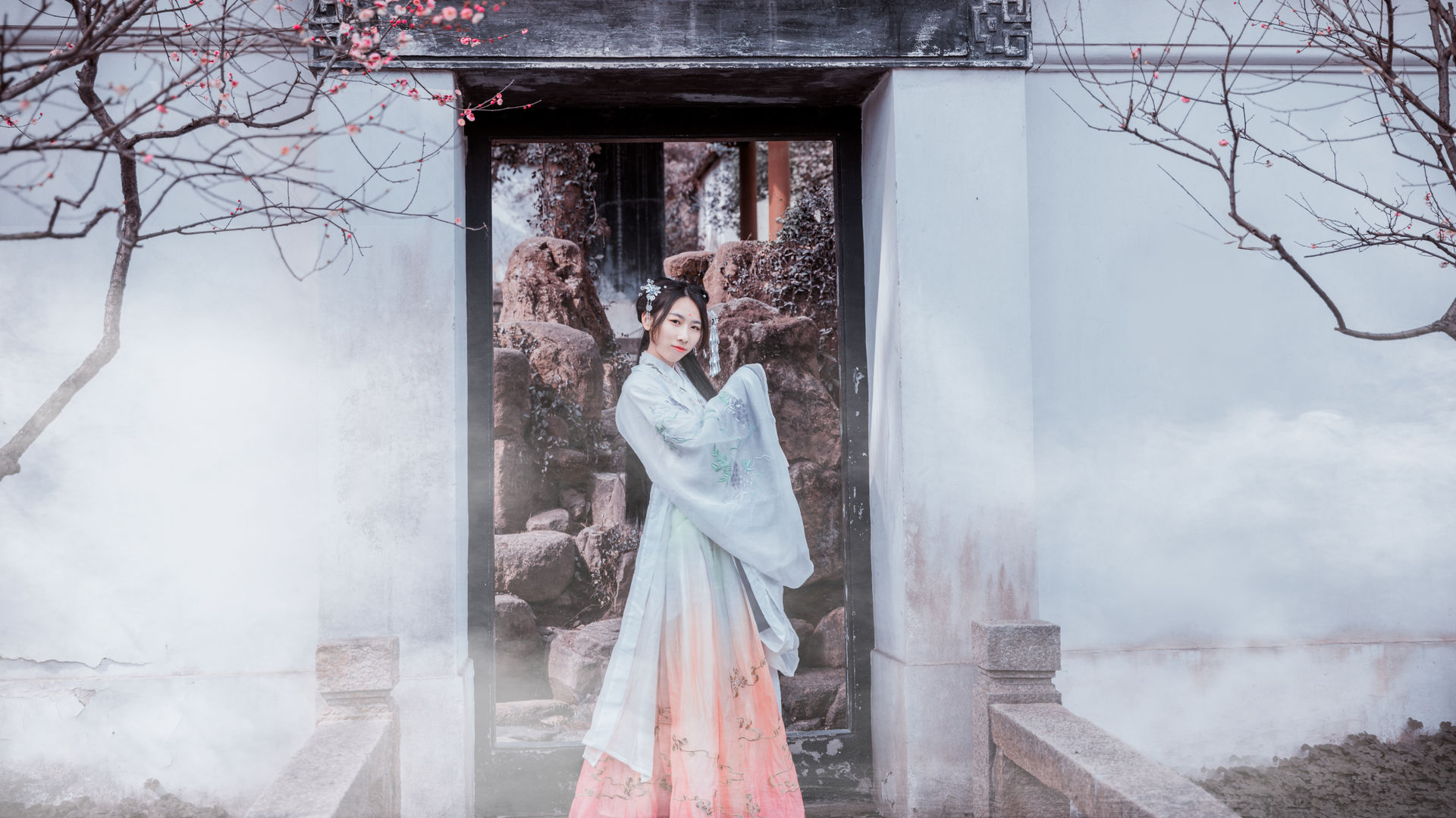 2019-02-17 苏州天平山游玩加拍摄_摄影师八月长安的返片