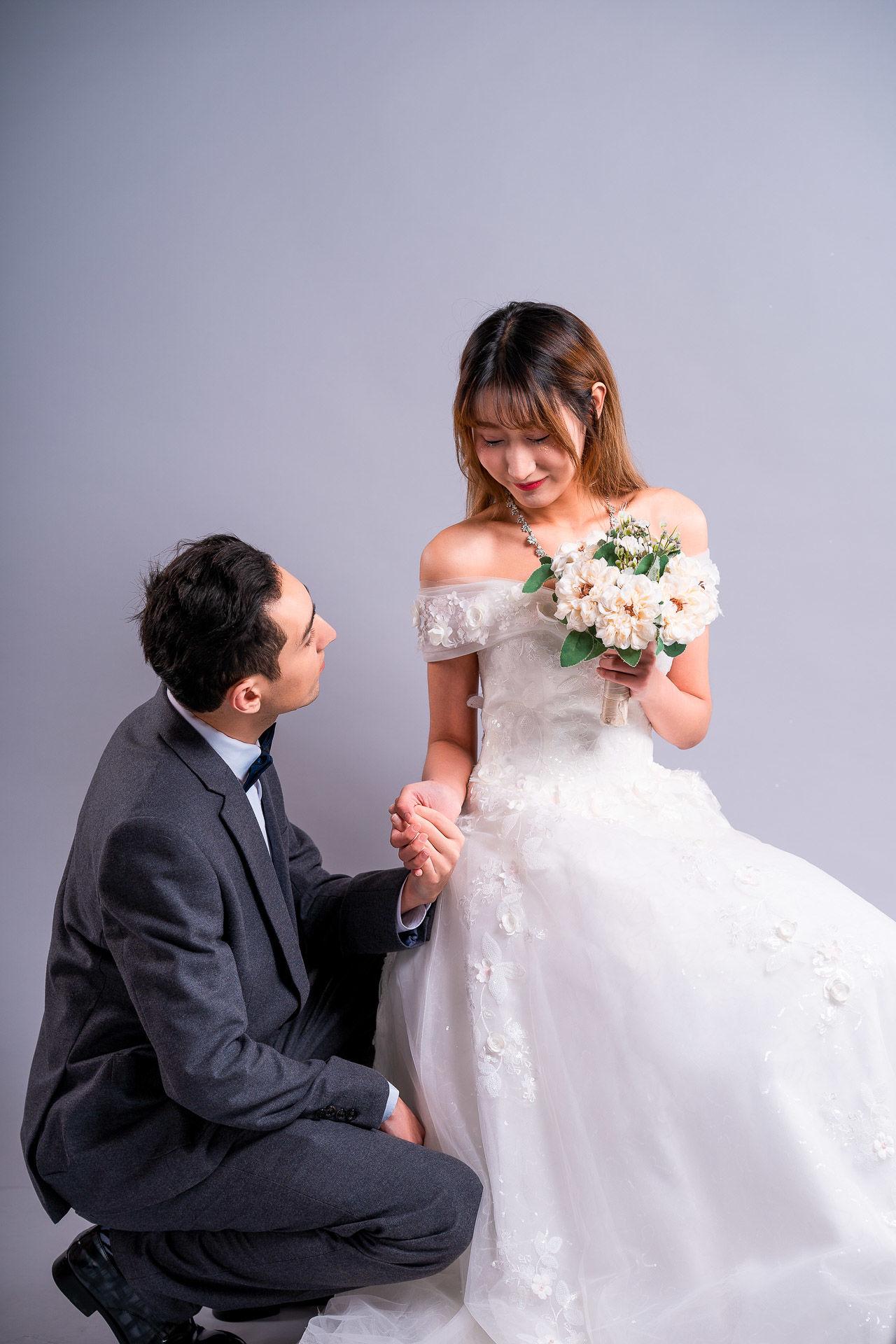 2019-02-19 轻羽视觉棚拍 汉服加婚纱_摄影师晦恩 模特小布 怪妹妹
