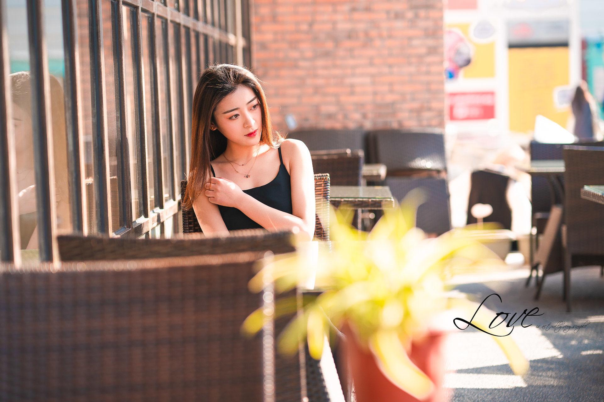 2019-02-24 大悦城_摄影师晦恩 模特韩婷