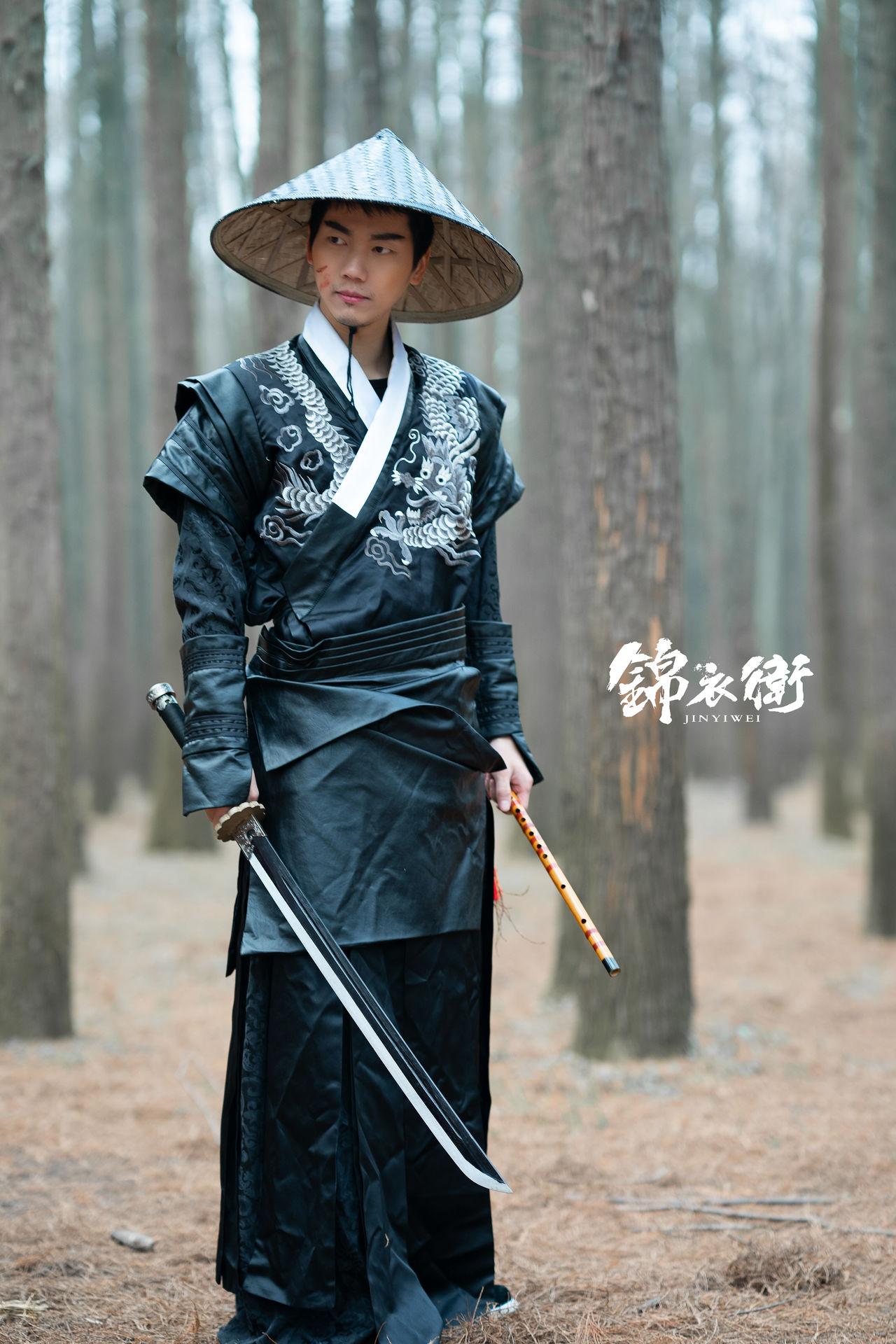 2019-02-01 共青森林公園錦衣衛 男女雙人_攝影師littlesusu123的返片