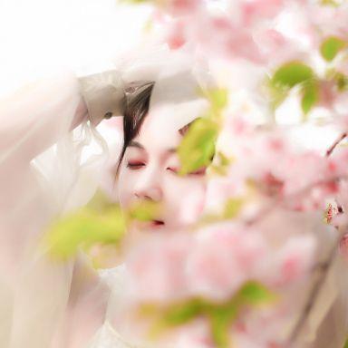 2019-03-17 顾村公园樱花 门票自费_摄影师倩于的返片