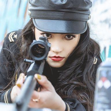 2019-03-23 大悦城附近废墟 枪战拍摄 枪类似98K_摄影师RAMBO的返片