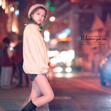 2019-03-25 南京西路夜景_摄影师蒋俞欢的返片