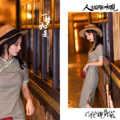 2019-03-31 世纪汇广场旗袍_摄影师蒋俞欢的返片