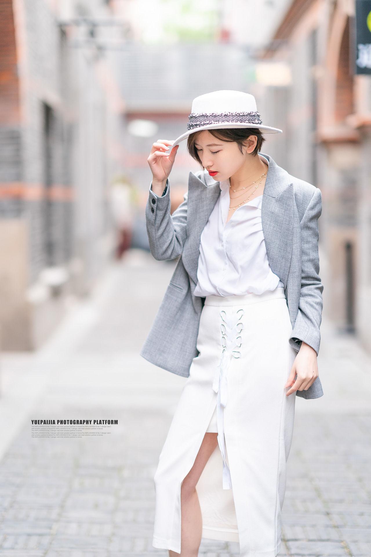 2019-04-14 新天地拍攝_攝影師蔣俞歡 模特IVY