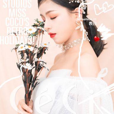 2019-05-15 妝面拍攝_攝影師蔣俞歡 模特于你安好