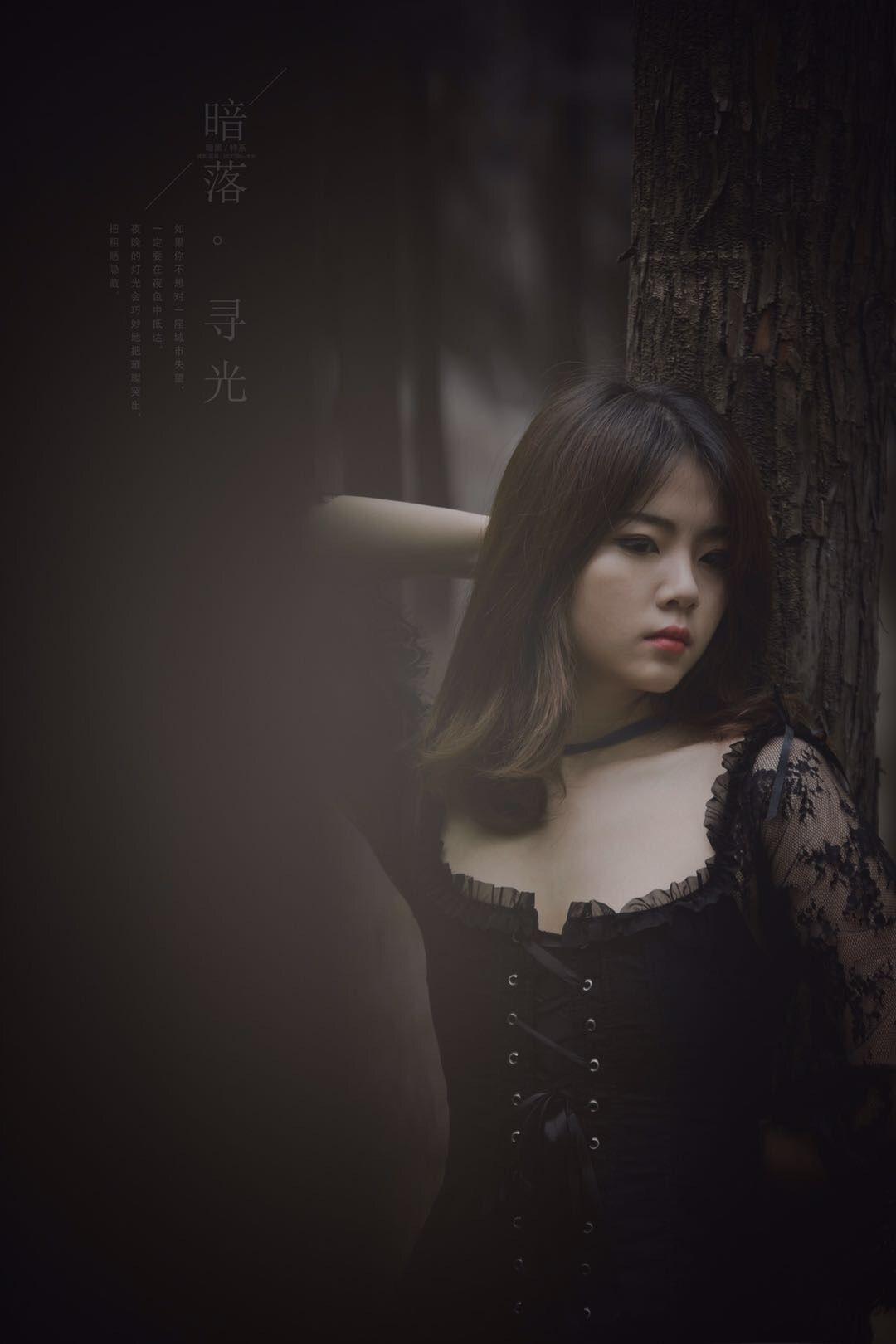2019-06-01 共青森林公園 森系暗黑風格_攝影師DEXTRBJ-清水的返片