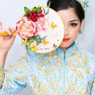2019-06-26 新娘妝面拍攝_攝影師蔣俞歡的返片