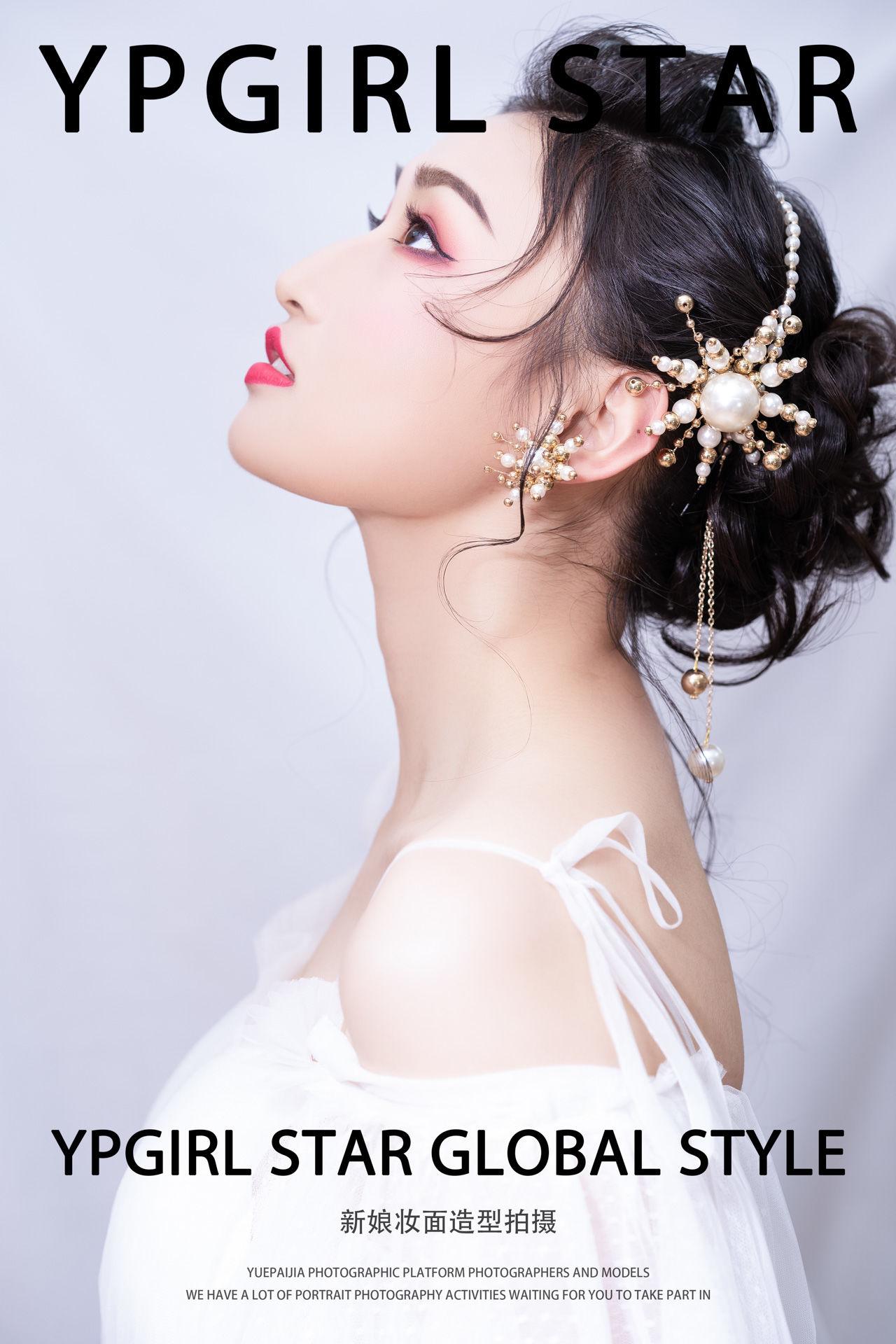 2019-06-26 新娘妆面拍摄_摄影师蒋俞欢的返片